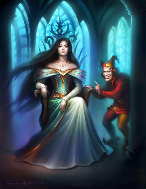 the dark queen by fairytas on deviantart dark queen by leffsha on deviantart