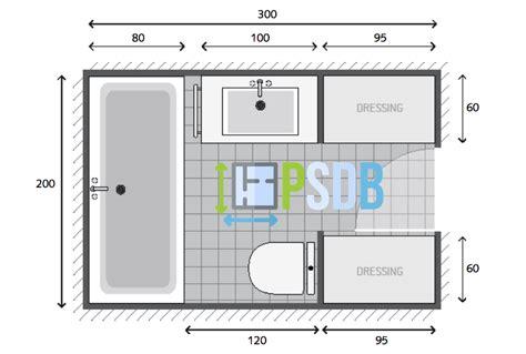 Plans Salle De Bains by Plan Plan Salle De Bain De 6m2 Exemple De Plan D