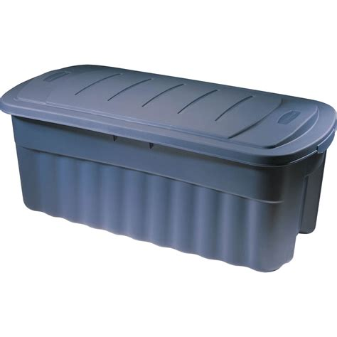 rubbermaid storage containers rubbermaid roughneck storage box 50 gallon