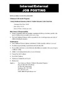 Letter Of Interest For A Job Posting Pdf 2017 Simple
