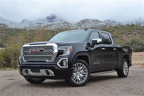 2019 Gmc 1500 Specs by 2019 Gmc 1500 Review Trims Specs And Price Carbuzz