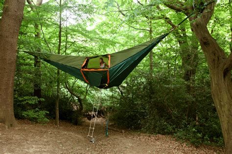 Tentsile Treehouse Tents Provide a Safe Haven in the