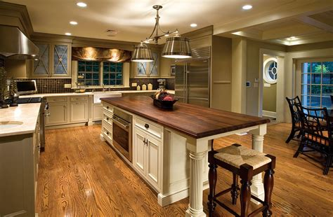 modern traditional kitchen ideas furniture modern and traditional kitchen island
