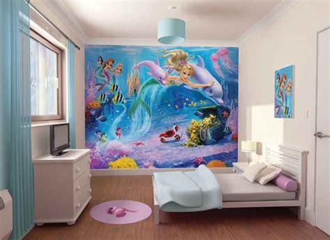 Childrens Bedroom Wall Murals Uk girls wallpaper girls wall stickers girls bedroom