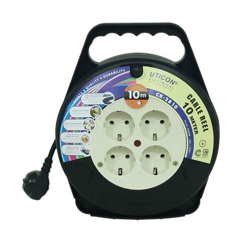 Kabel Roll Kawachi Cr 15 Sni jual uticon cr2810 kabel roll 10 m harga