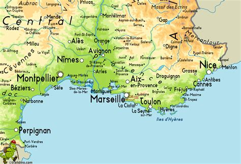 map of marseille marseille city of culture travel featured