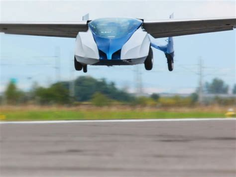 automobili volanti aeromobil flying car flies for the time popular