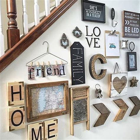 wood decorations for home home dzine craft ideas 20 ideas for wood wall decor