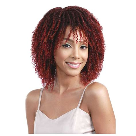 Review Fiber Wig by Premium Synthetic Fiber Wig M833 Soul Locs