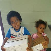 putting smiles on children's faces and relief for parents