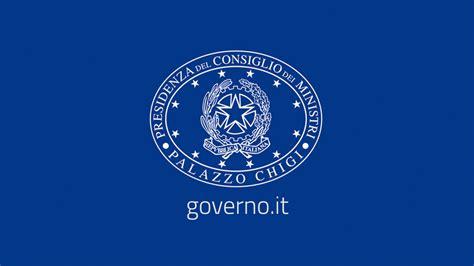 comunicato consiglio dei ministri il governo www governo it