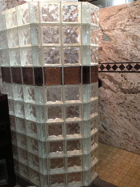 decorative glass wall decorative glass block shower wall sentrel wall surrounds