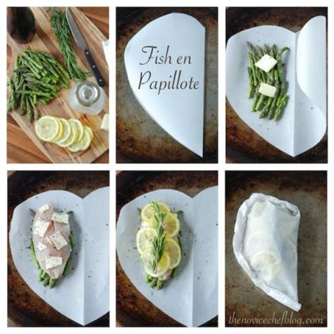 How To Fold Fish In Parchment Paper - the world s catalog of ideas