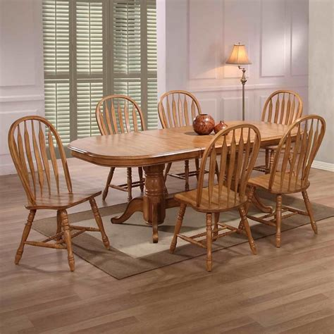 solid oak table with 6 chairs solid oak dining table and 6 chairs dining tables ideas