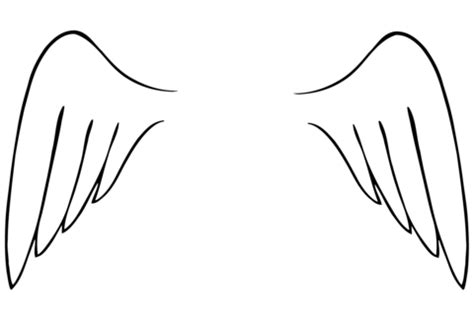 coloring pages of angels wings angel wings coloring pages sketch coloring page