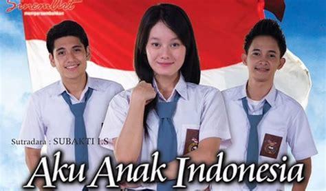 wallpaper aku anak indonesia dinda hauw dan dante isyaratkan aku anak indonesia tamat