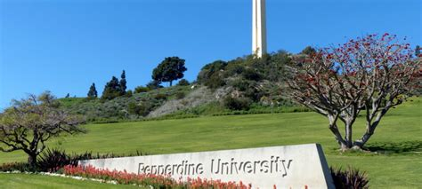 Pepperdine Mba Review by Pepperdine S Mba Program Receives High Rating