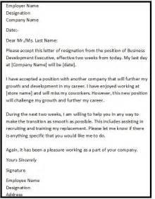 Sle Resignation Letter For Company by Die Besten 25 K 252 Ndigungsbrief Format Ideen Auf Beispiel R 252 Cktrittsschreiben