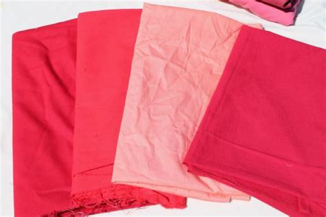 Solid Color Quilts For Sale Lot Cotton Cotton Blend Quilt Fabric Solid Colors