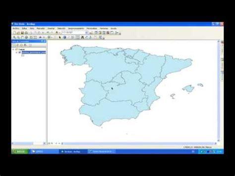 arcgis widget tutorial tutorial configuraci 243 n de la proyecci 243 n cartogr 225 fica en