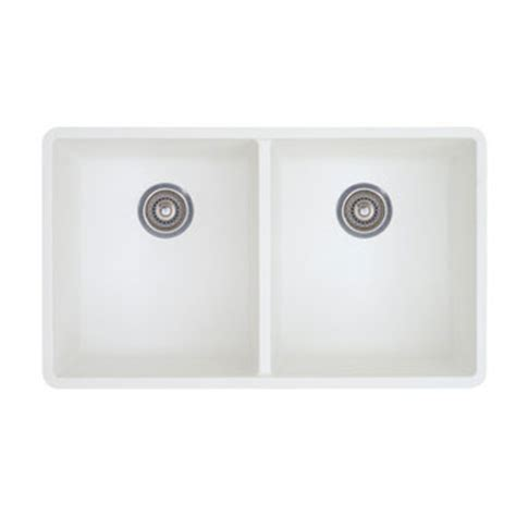 blanco 516320 precis 16 equal bowl kitchen sinks