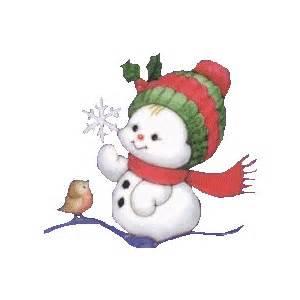 Swarovski Christmas Ornament - snowman clipart polyvore