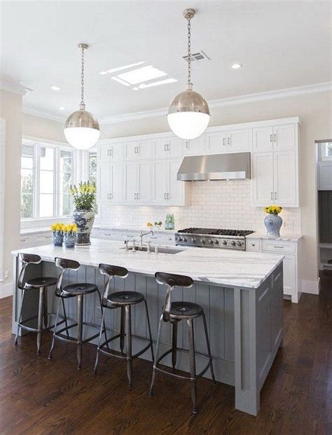 Light Pendants Over Kitchen Islands best 25 white kitchen interior ideas on pinterest