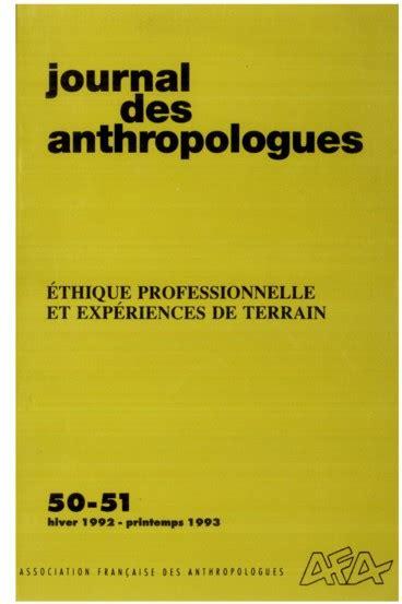 anthropologie et histoire au 222607872x anthropologie et citoyennet 233 pers 233 e