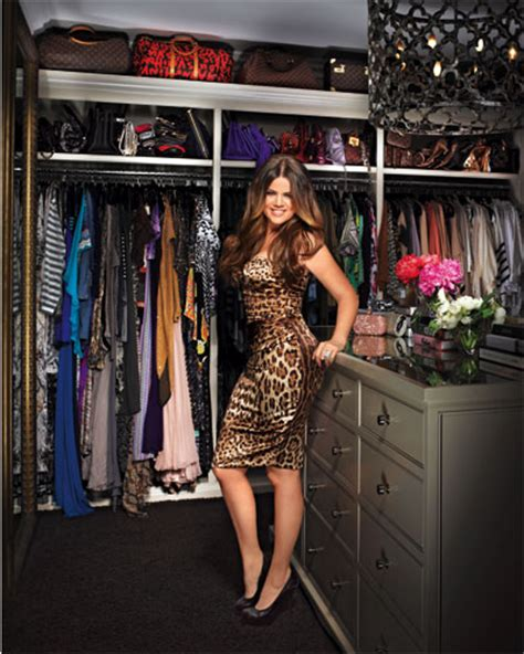 Khloe Ebay Closet by Friday Inside The Sisters Closets
