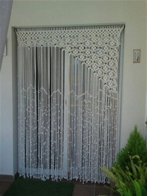 obama hanging curtains 1000 images about macrame curtains on pinterest macrame