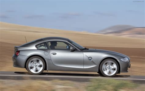 bmw z4 coupe 2006 widescreen car photo 023 of 84