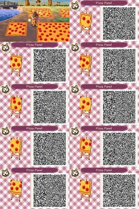 acnl spring colors pizza path acnl town designs pinterest pizza and paths