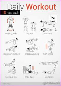 weight loss exercises at home without equipment