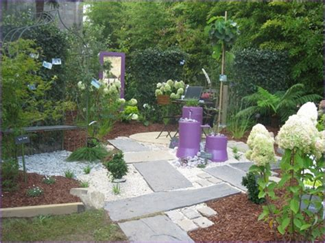 Idee Decoration Jardin Pas Cher by Idee Deco Jardin Avec Idee Deco Jardin Exterieur Deco