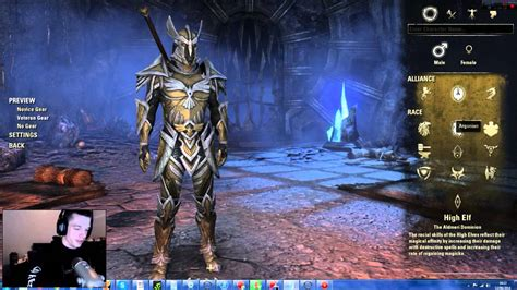 best armour eso best racial armour for templar