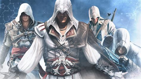 Kaos Fullprint Assassin S Creed a history of assassin s creed leaks ign