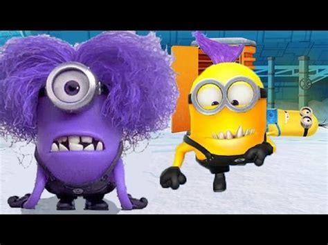 despicable   minion rush  arctic base evil minion part  monster minion party youtube