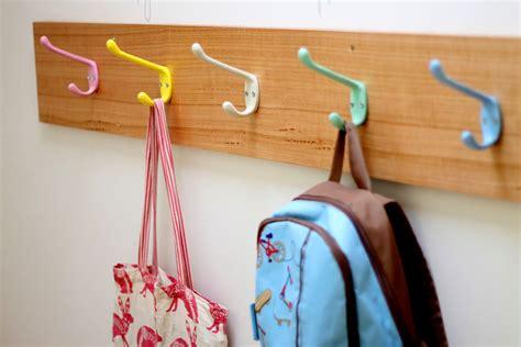 living loving laughing a school bag hook wall getting organised for school life