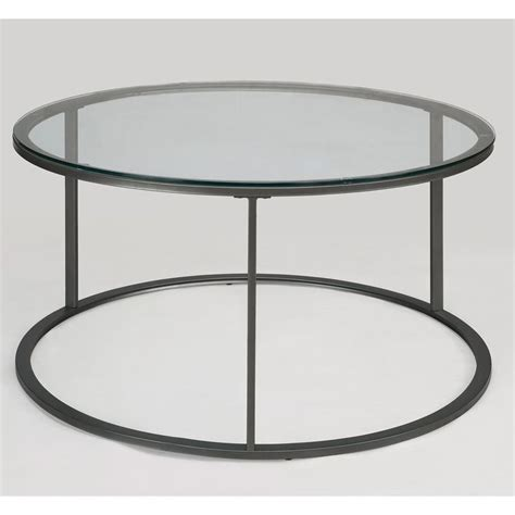 cappuccino round wood accent table with glass top ebay coffee tables ideas top round glass and metal coffee
