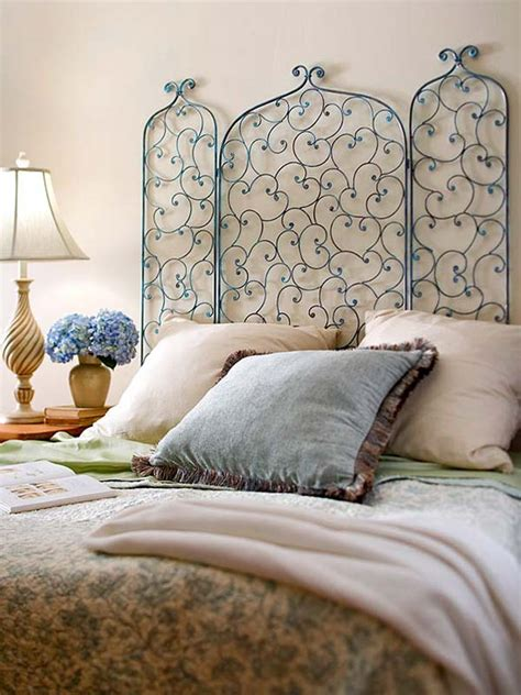 easy homemade headboard modern chic diy headboard ideas 20 fabulous designs