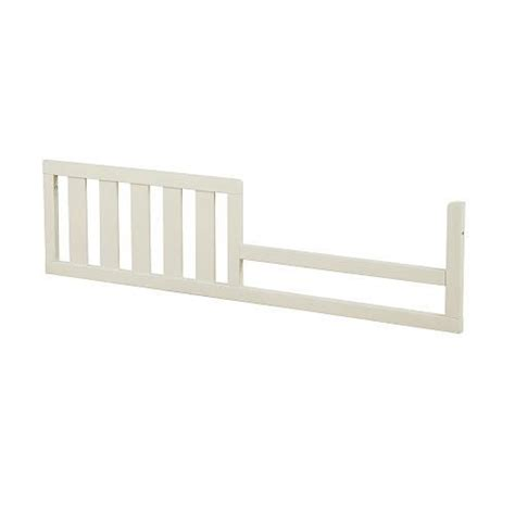 Heidi Klum Crib by Bertini Heidi Toddler Guard Rail Mist Finish Toddlers
