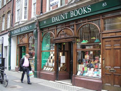 libro literary london a street daunt books marylebone marylebone high street london shopping books in london londontown com