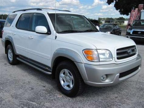 Toyota Sequoia Weight 2003 Toyota Sequoia Sr5 Data Info And Specs Gtcarlot