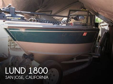 18 foot fishing boat 18 foot lund 18 18 foot lund fishing boat in san jose ca