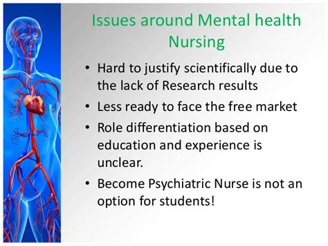 chapter issues and trends in psychiatric mental health trends and issues in psychiatric mental health nursing