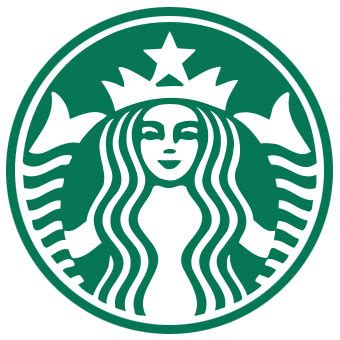 my take on starbucks logo evolution : russell.heistuman.com