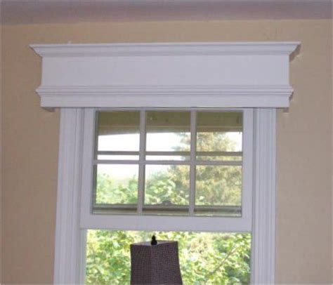 Easy Cornice Boards Simplier Cornice Board More My Taste Diy