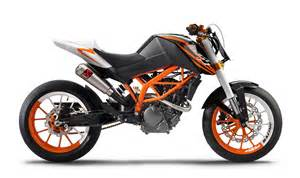 Ktm Duke 125 Features Ktm Duke 125 Supermoto