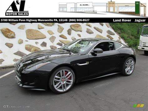 jaguar f type r black 2015 black jaguar f type r coupe 95116676
