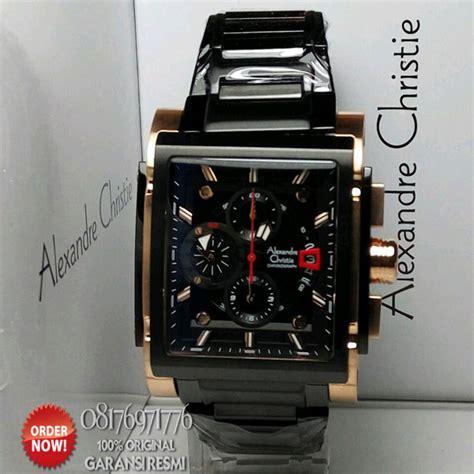 Jam Tangan Alexandre Christie Kotak jam tangan alexandre christie ac6405 kotak sporty original